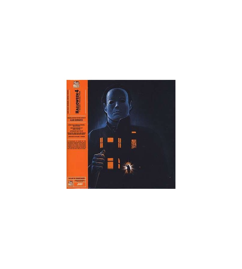Halloween 4 soundtrack (Ltd edition 12'' vinyl)
