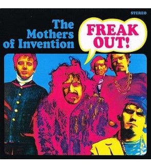 Freak out! (CD)