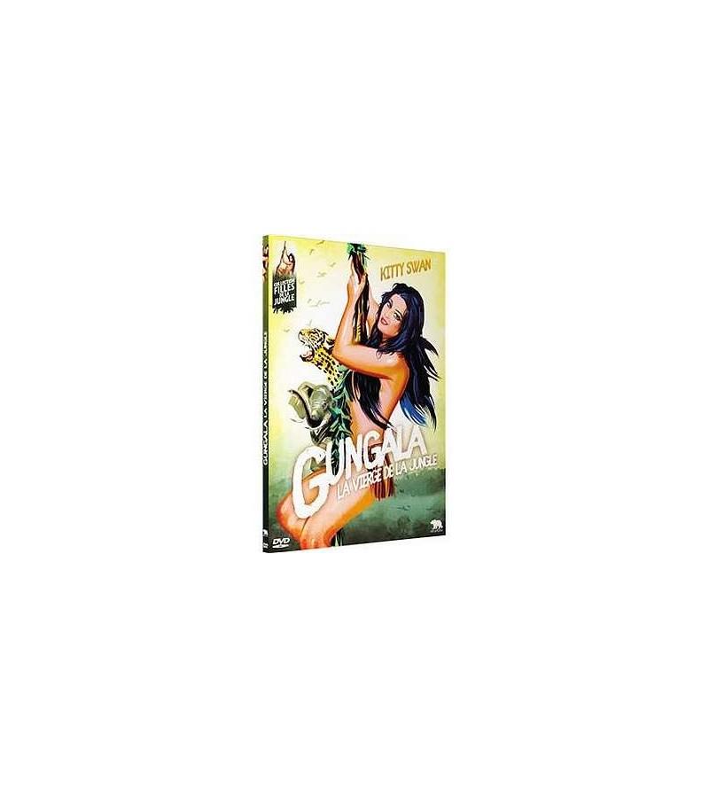 Gungala – la vierge de la jungle (DVD)