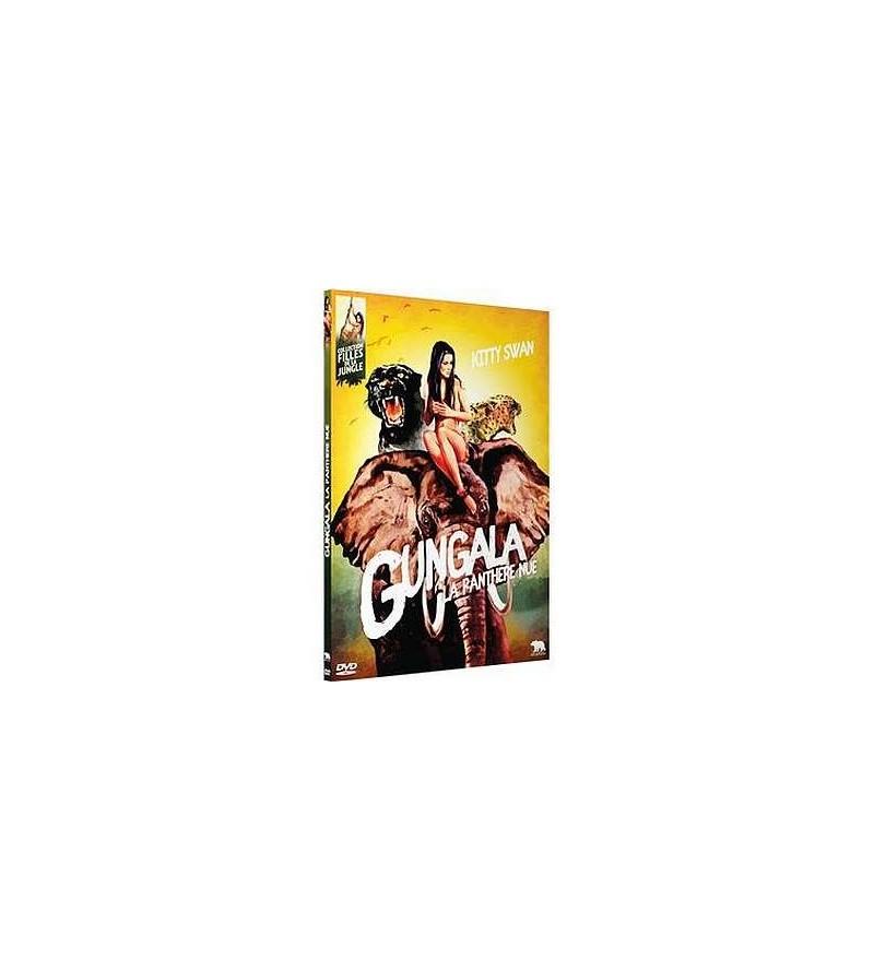 Gungala – la panthère nue (DVD)