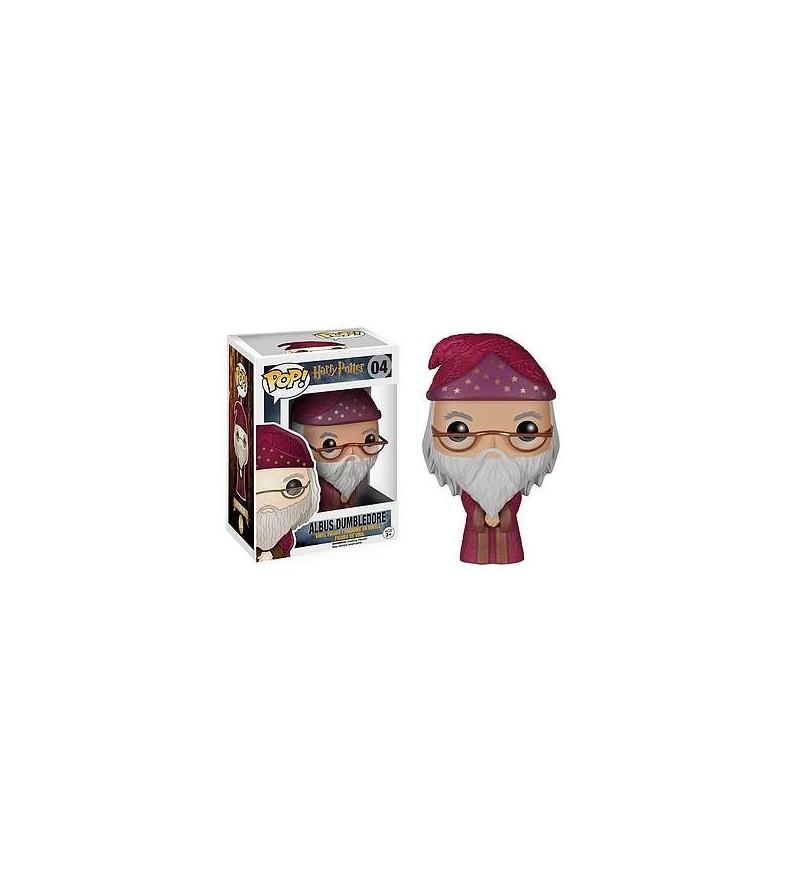 Figurine pop! Harry Potter : Albus Dumbledore (04)