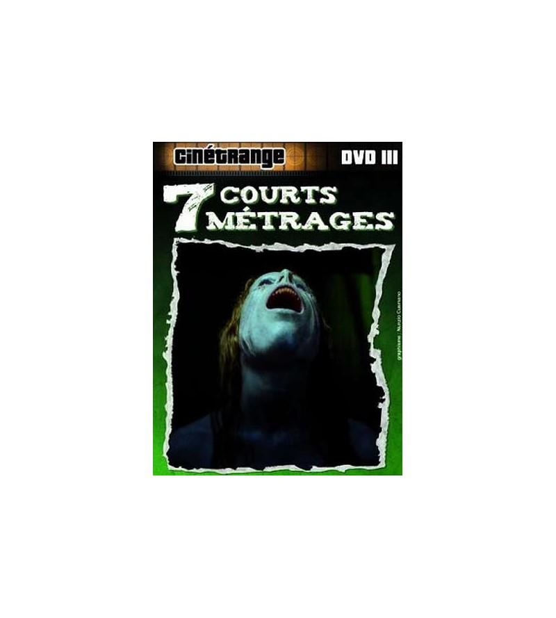 DVD III – 7 courts métrages (DVD)