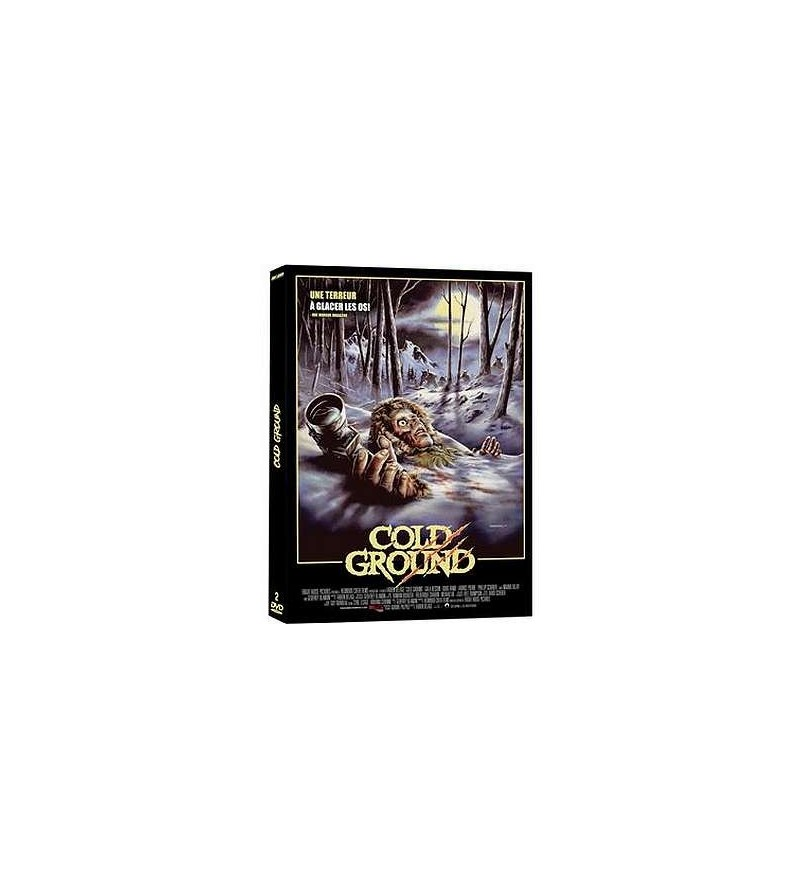 Cold ground / The legend of Boggy Creek (2 DVD)