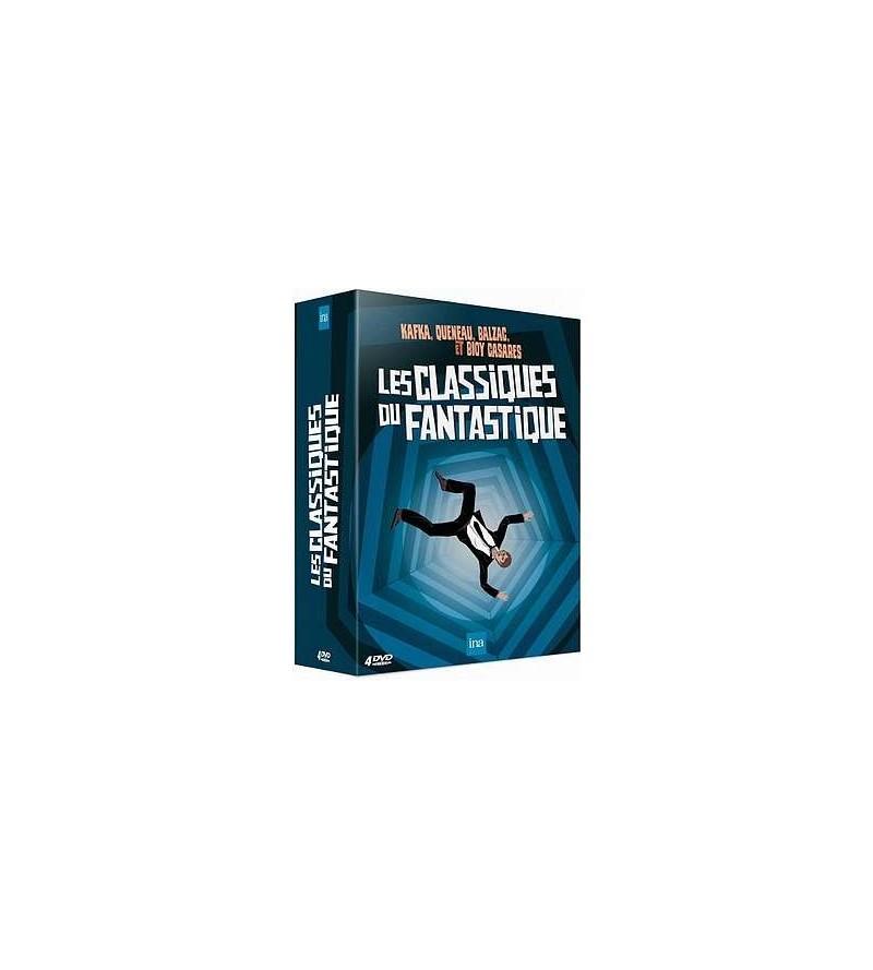 Coffret Les classiques du fantastique (4 DVD)