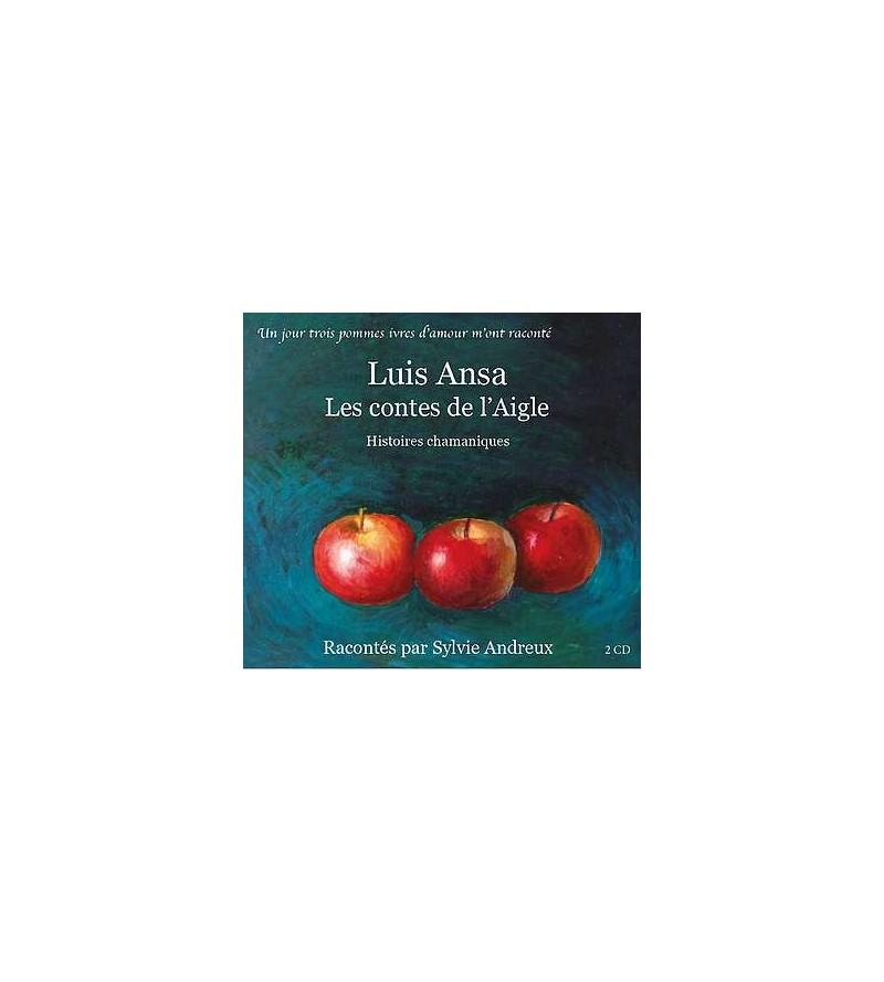 Luis Ansa – les contes de l'aigle (2 CD)