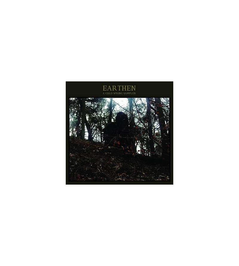 Earthen – a cold spring sampler (Ltd edition 2 CD)
