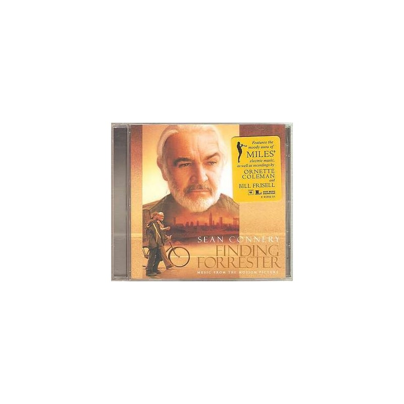 Finding Forrester soundtrack (CD)