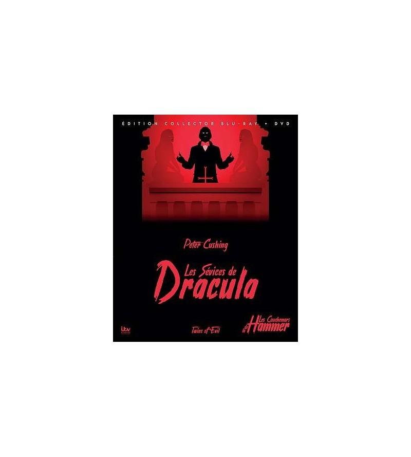 Les sévices de Dracula (Blu-ray + DVD)