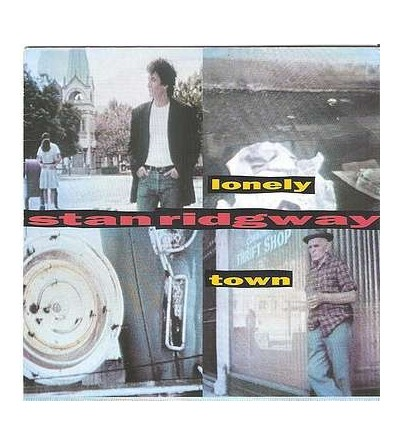 Lonely town / The man from nowhere special (7'' vinyl)