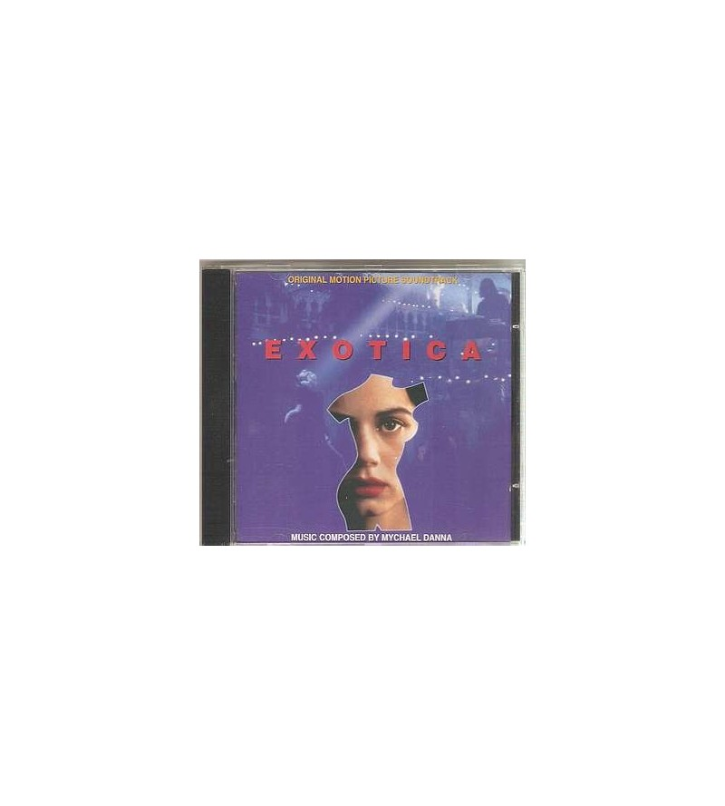 Exotica soundtrack (CD)