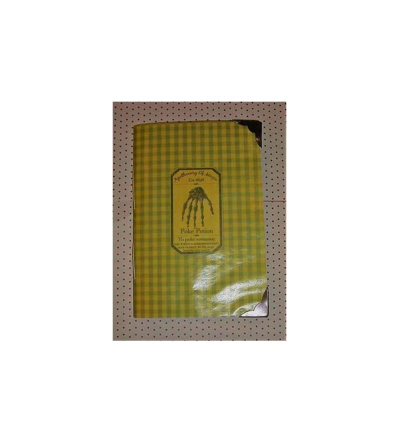 Carnet à couverture transparente Poke potion