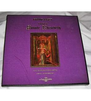 Légende de Sainte Elisabeth (4 X 12'' vinyl)