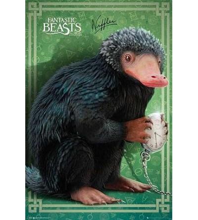 Affiche Fantastic beasts : Niffler