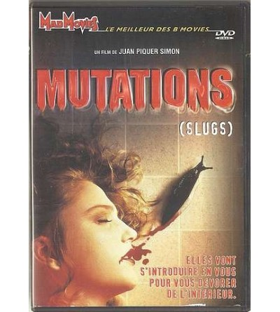 Mutations (slugs) (DVD)