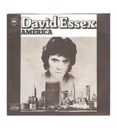 America / Dance little girl (7'' vinyl)