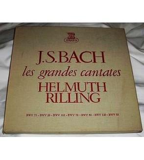 Les grandes cantates  volume 1 (4 X 12'' vinyl)