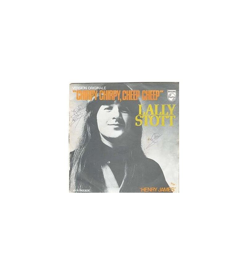 Chirpy chirpy, cheep cheep / Henry James (7'' vinyl)