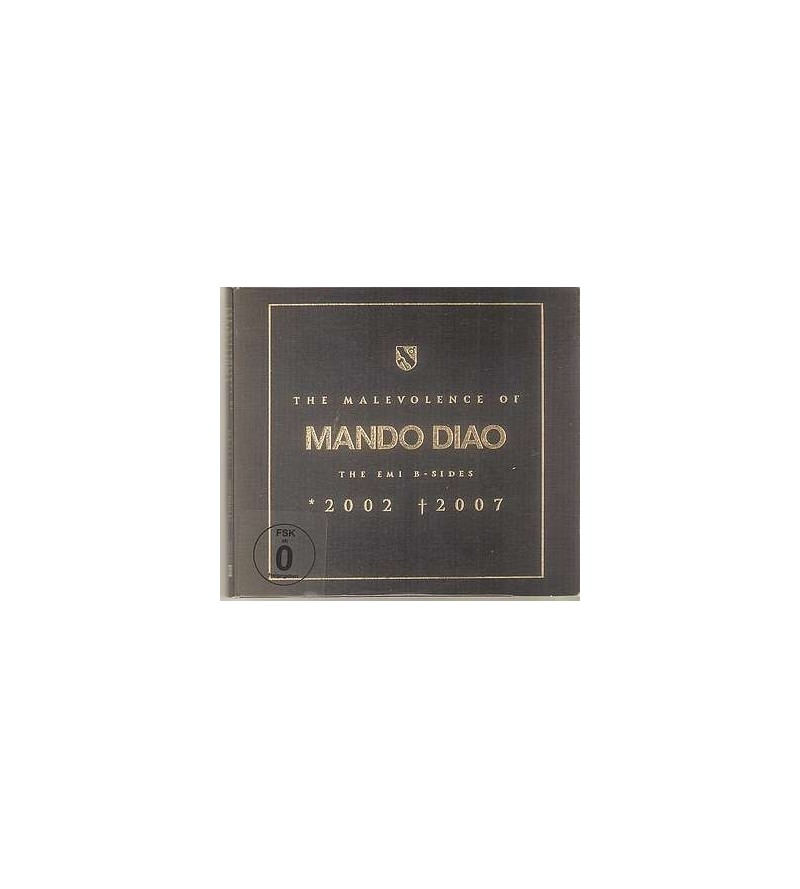 The malevolence of Mando Diao (2 CD + DVD)