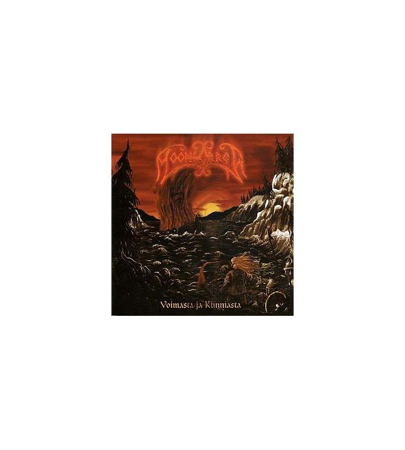 Voimasta ja kunniasta (CD)