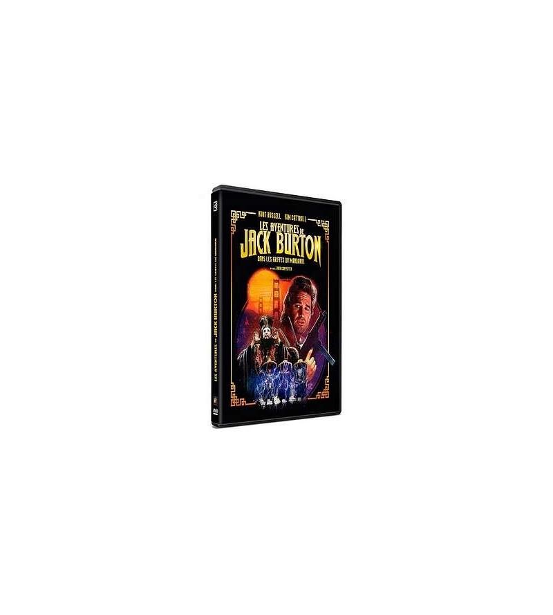 Les aventures de Jack Burton dans les griffes du mandarin (2 DVD)