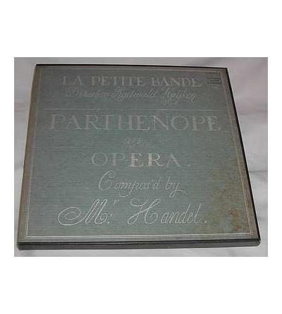Parthenope (4 X 12'' vinyl)