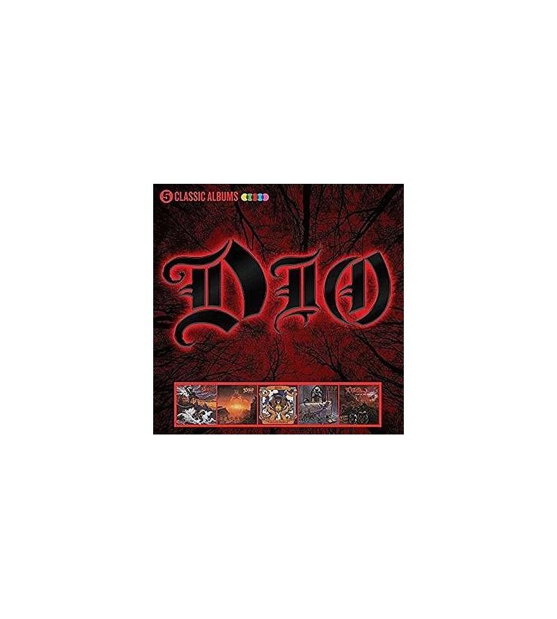 5 classic albums (5 CD)