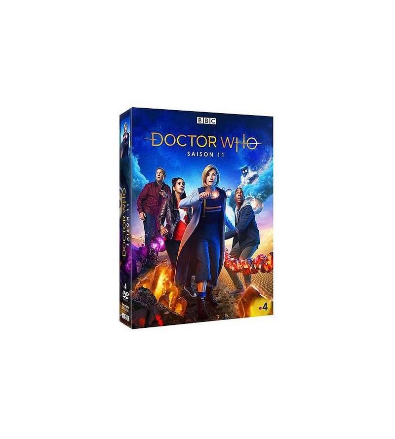 Doctor Who saison 11 (4 DVD)