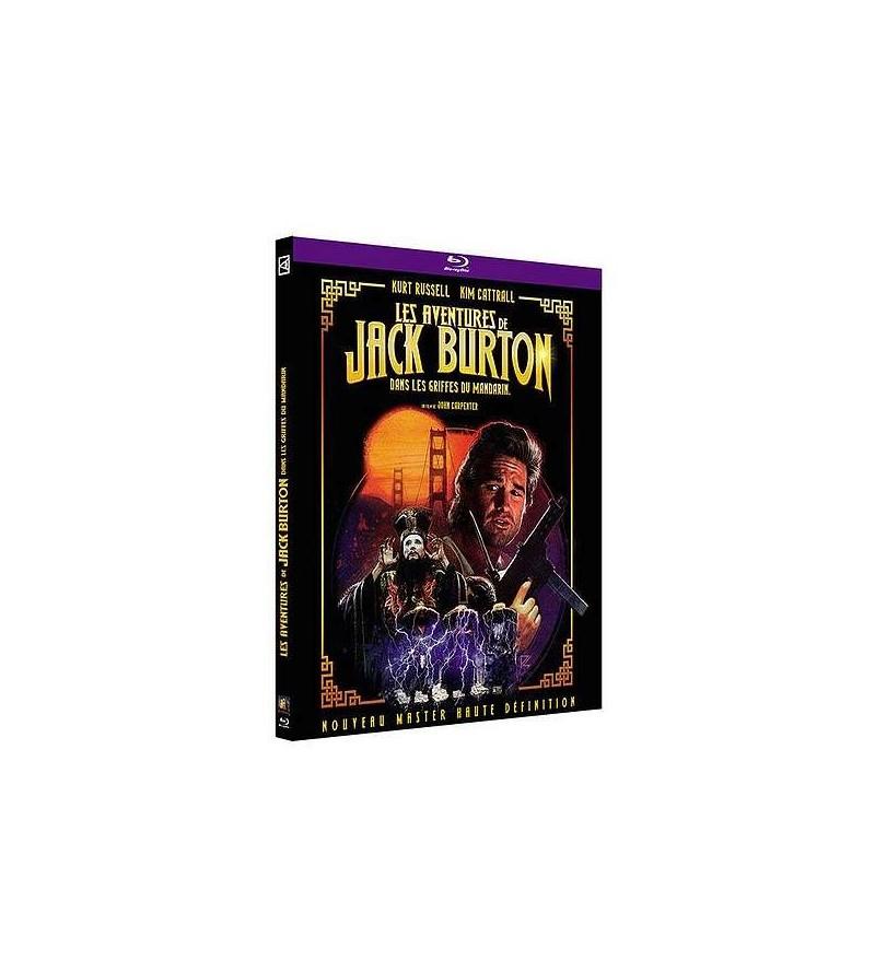 Les aventures de Jack Burton dans les griffes du mandarin (Blu-ray)