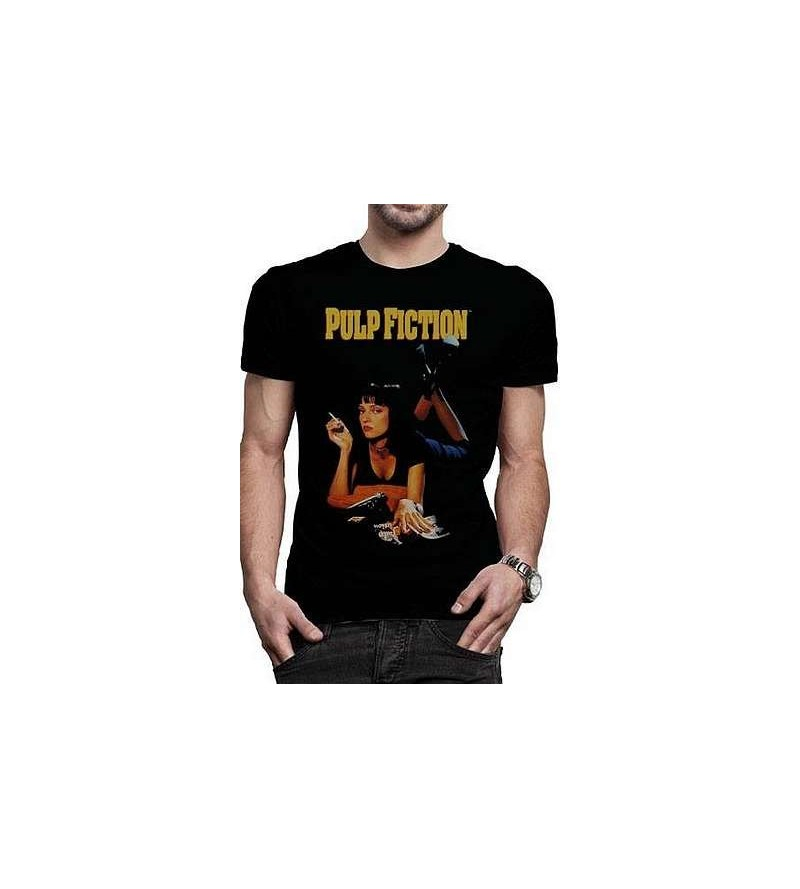 T-shirt Pulp fiction – Uma classic