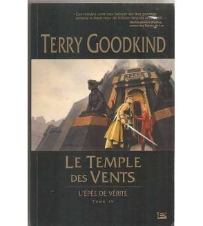 L'épée de vérité 4 : le temple des vents