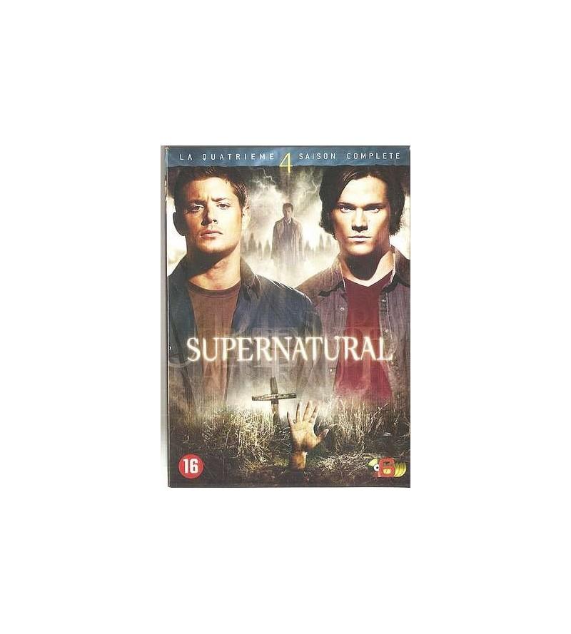 Supernatural saison 4 (6 DVD)