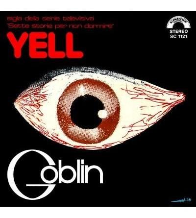 Yell soundtrack (Ltd edition 7'' vinyl) RSD 2019