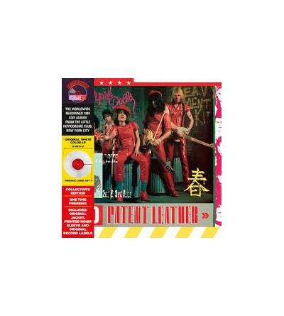 Red patent leather (Ltd edition 12'' vinyl) RSD 2019