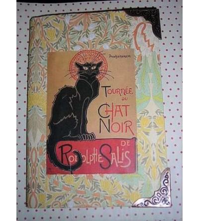 Carnet Tournée du chat noir