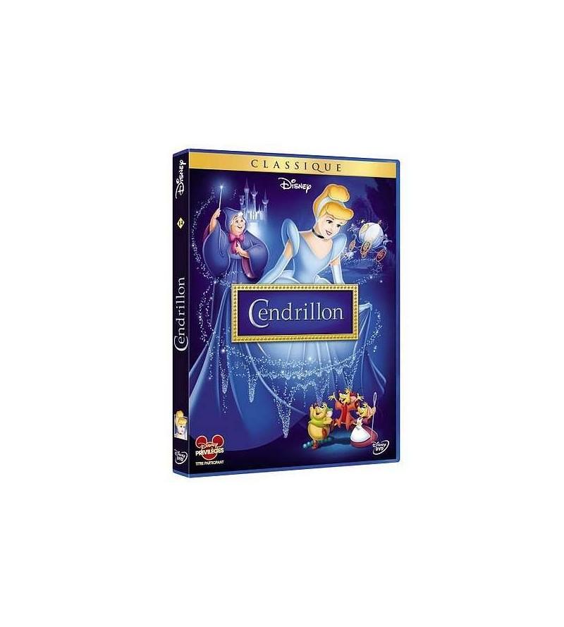 Cendrillon (DVD)