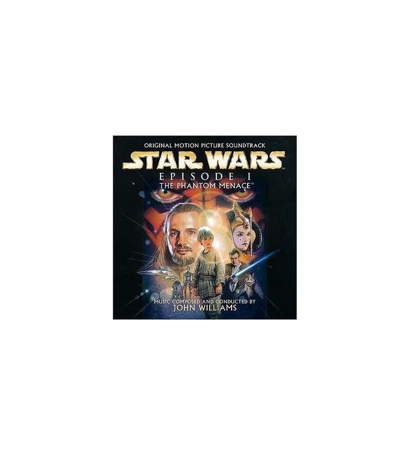 Star wars episode I the phantom menace soundtrack (CD)