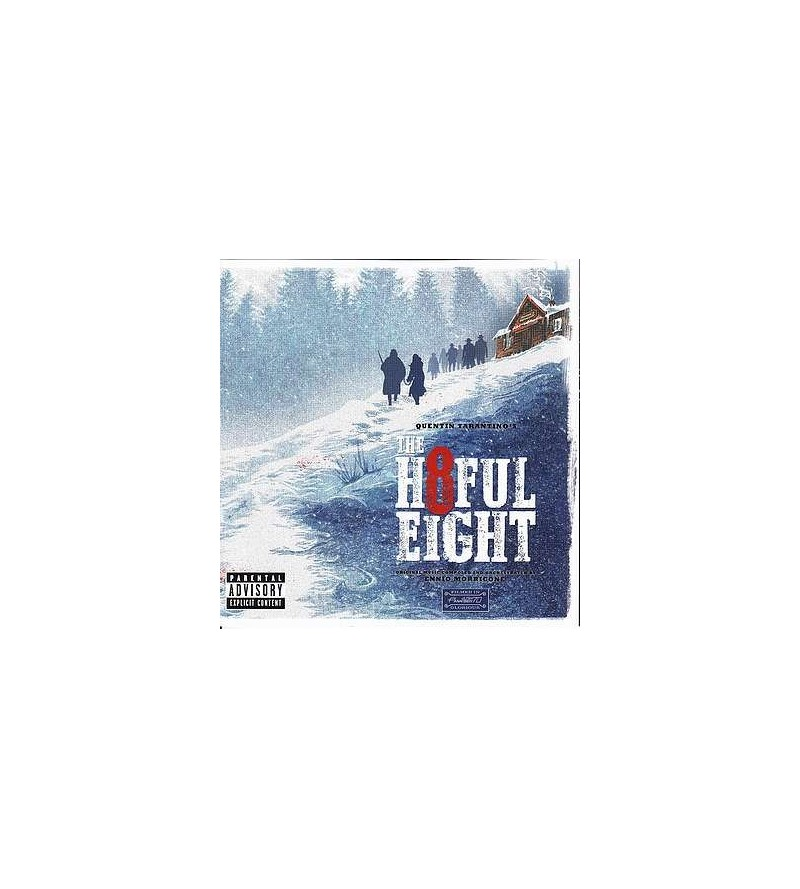 The H8ful eight soundtrack (CD)