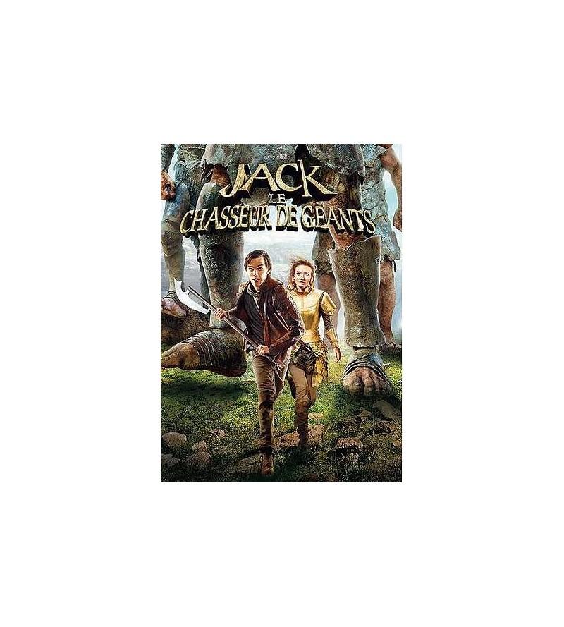 Jack le chasseur de géants (DVD)