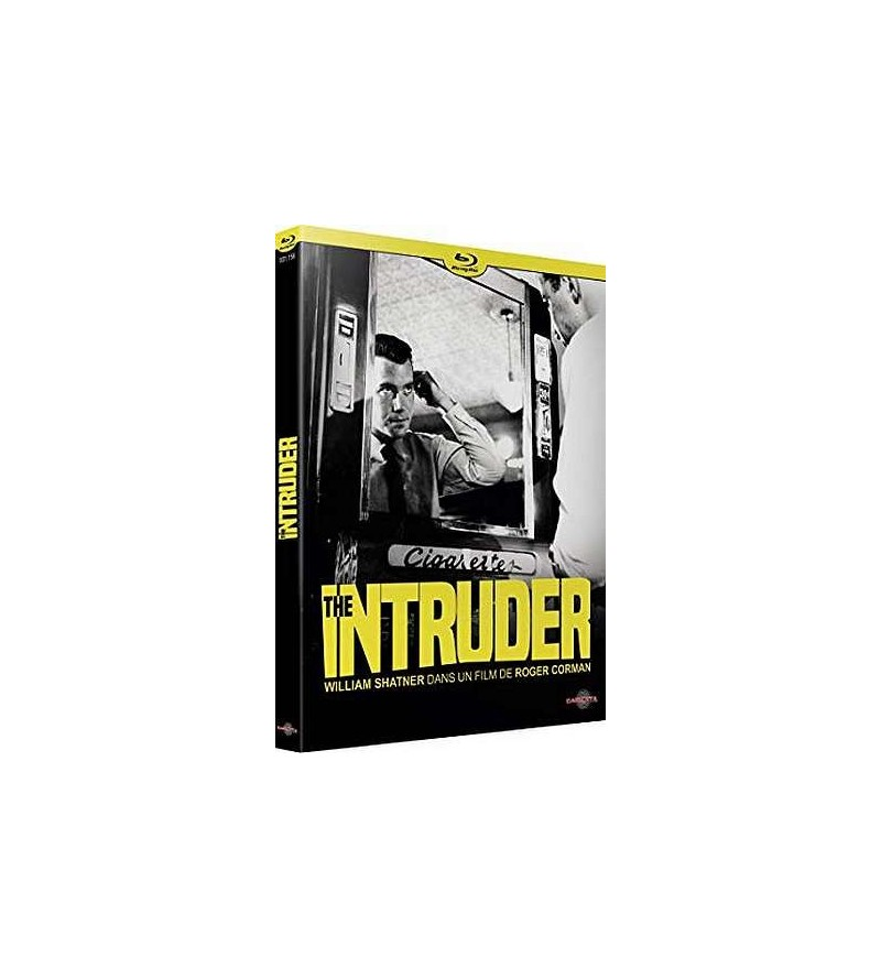 The intruder (Blu-ray)