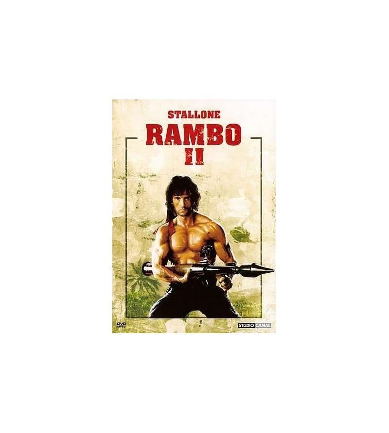 Rambo II (DVD)