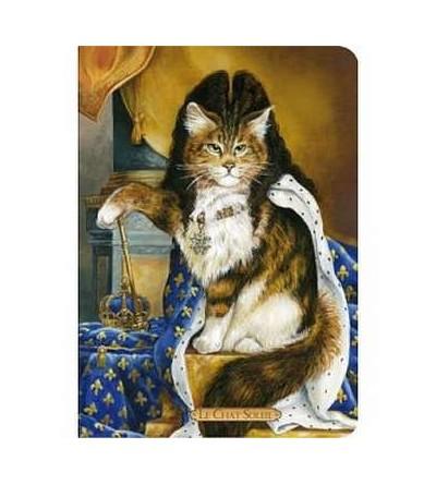 Carnet Le chat Soleil (Séverine Pineaux)