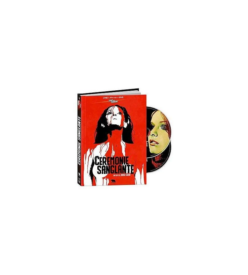 Cérémonie sanglante (Blu-ray + DVD + livre)