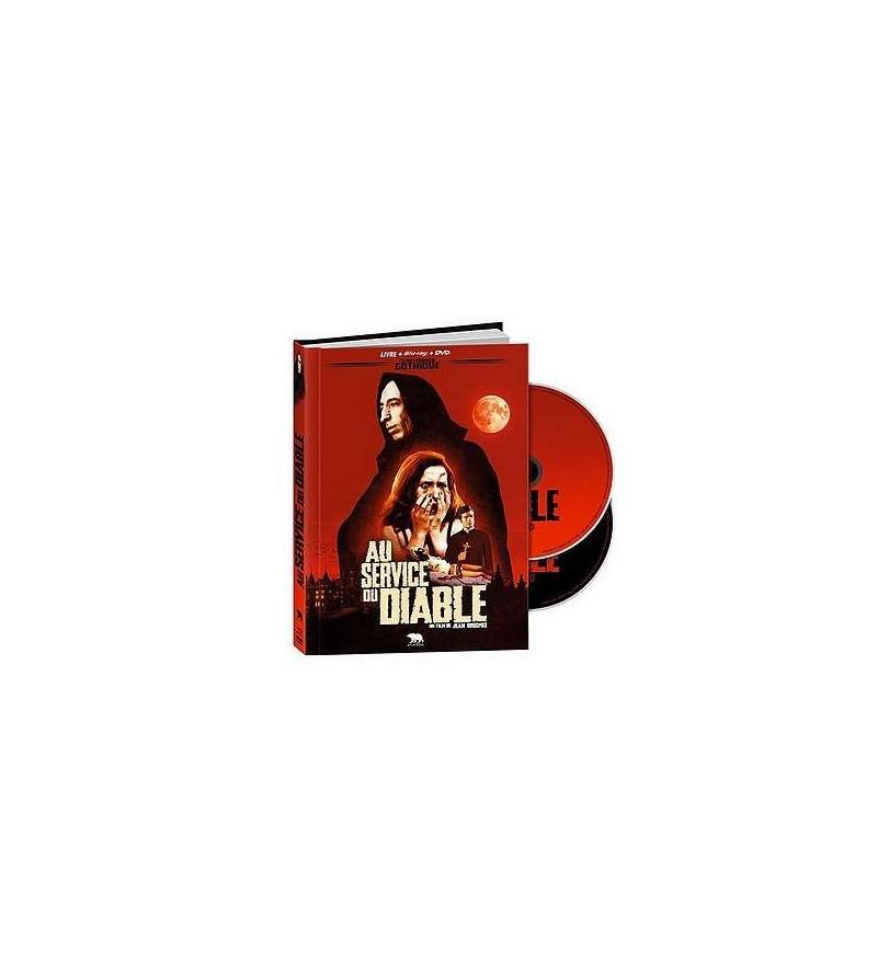 Au service du diable (Blu-ray + DVD + livre)