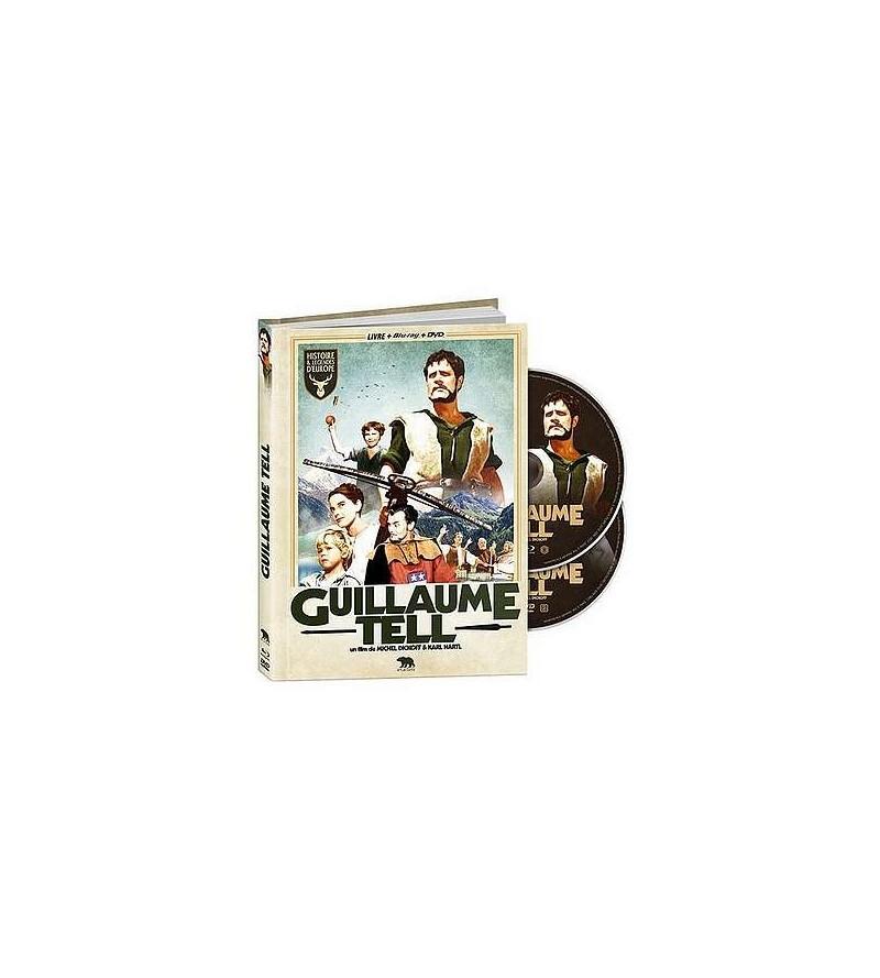 Guillaume Tell (Blu-ray + DVD + livre)