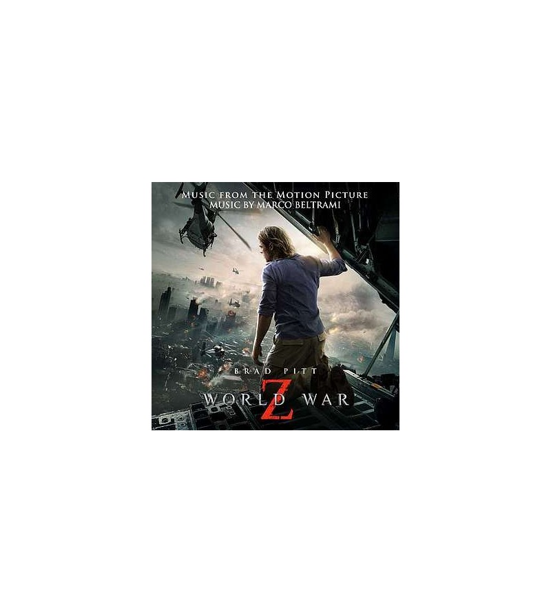 World war Z soundtrack (CD)