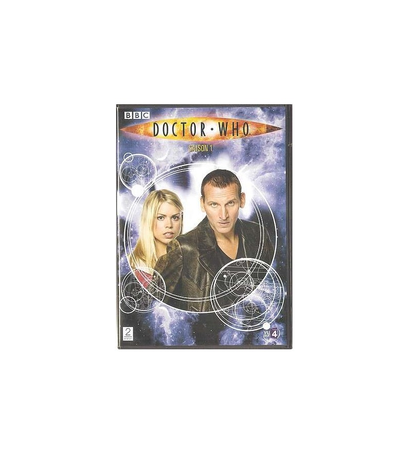 Doctor Who saison 1 (4 DVD)