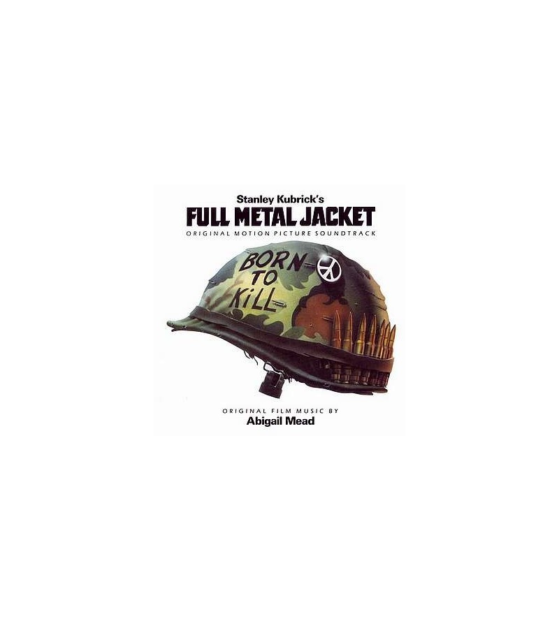 Full metal jacket soundtrack (CD)