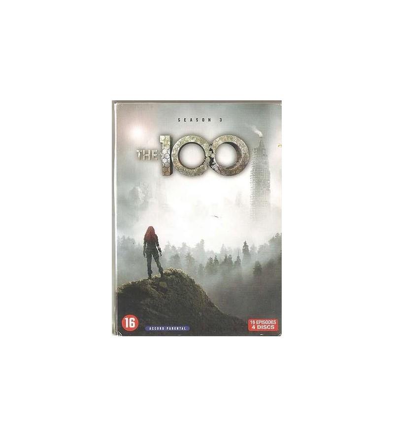 The 100 saison 3 (4 DVD)