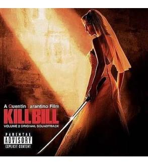 Kill Bill vol. 2 soundtrack (CD)