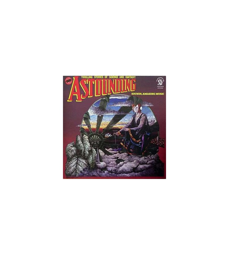 Astounding sounds, amazing music (CD)